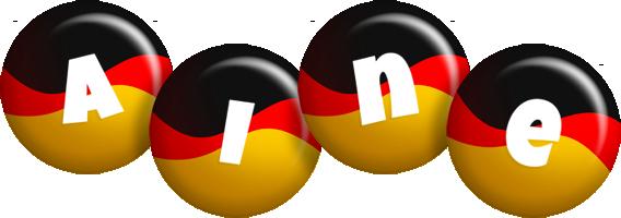 Aine german logo