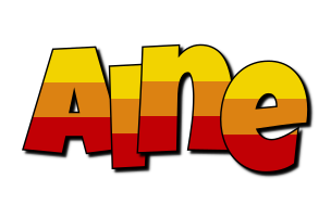 Aine jungle logo