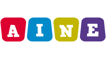 Aine kiddo logo