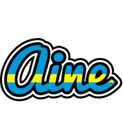 Aine sweden logo