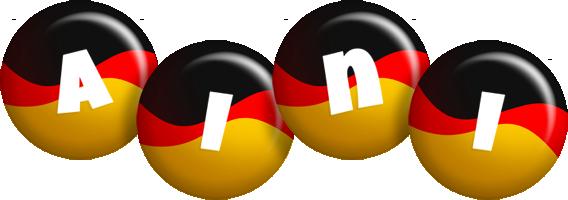 Aini german logo