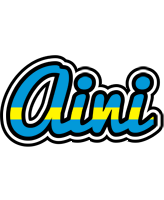 Aini sweden logo