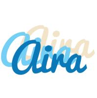 Aira breeze logo