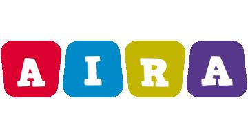 Aira daycare logo