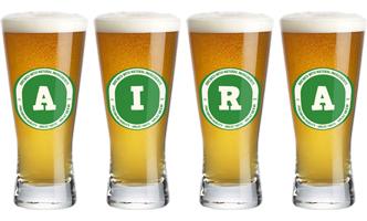 Aira lager logo