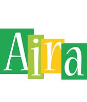 Aira lemonade logo