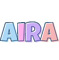 Aira pastel logo