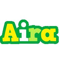 Aira soccer logo