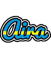 Aira sweden logo