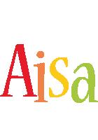 Aisa birthday logo