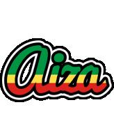 Aiza african logo