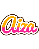 Aiza smoothie logo