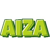 Aiza summer logo
