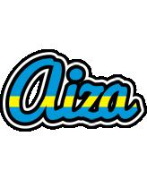 Aiza sweden logo