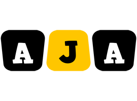 Aja boots logo