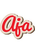 Aja chocolate logo