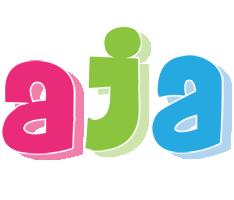 Aja friday logo