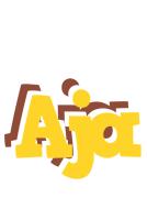 Aja hotcup logo