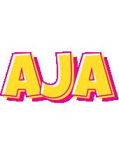 Aja kaboom logo