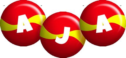 Aja spain logo