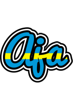 Aja sweden logo