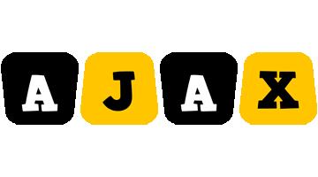 Ajax boots logo