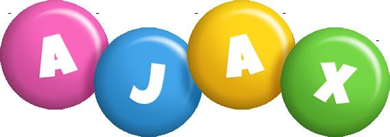 Ajax candy logo
