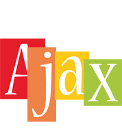 Ajax colors logo