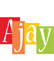 Ajay colors logo