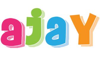 Ajay friday logo
