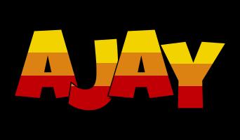 Ajay jungle logo
