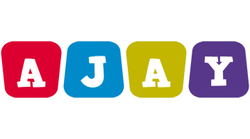 Ajay kiddo logo