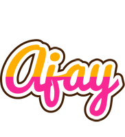 Ajay smoothie logo