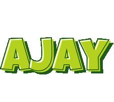 Ajay summer logo