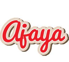 Ajaya chocolate logo