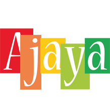 Ajaya colors logo