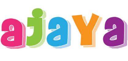 Ajaya friday logo