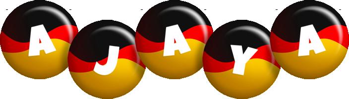 Ajaya german logo
