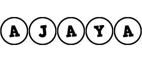 Ajaya handy logo