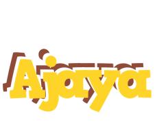 Ajaya hotcup logo