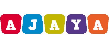 Ajaya kiddo logo