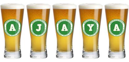 Ajaya lager logo