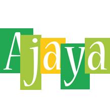 Ajaya lemonade logo
