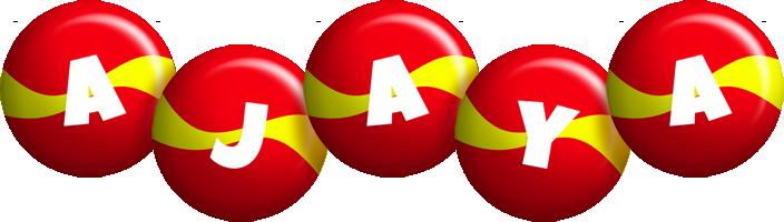 Ajaya spain logo