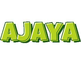 Ajaya summer logo