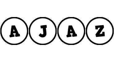 Ajaz handy logo