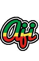 Aji african logo