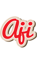 Aji chocolate logo