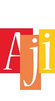 Aji colors logo