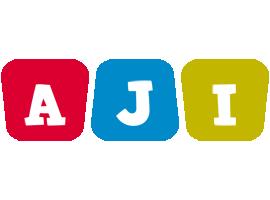 Aji daycare logo